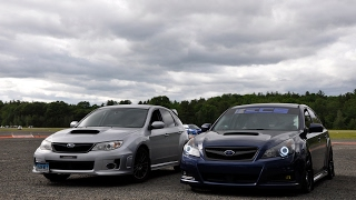 Subaru Legacy 2.5GT | Vlog | How to Choose Wheels and Tires!