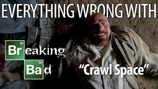 "Everything Wrong With Breaking Bad ""Crawl Space"""