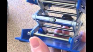 Laboratory Scissor Lift 1