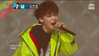 MIXNINE 믹스나인 TOP LINE   '뭐!' What! Live Performance