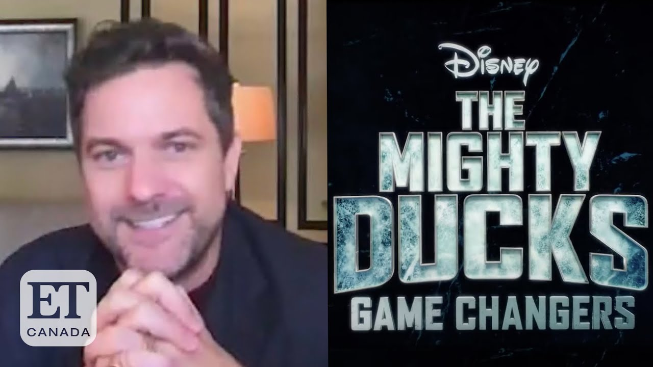 Download Joshua Jackson Reveals Why He Wasn't In 'The Mighty Ducks: Game Changers'