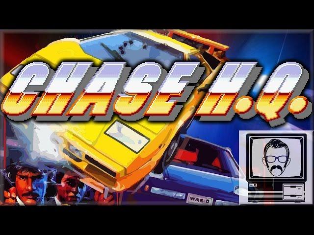 Chase HQ Arcade & Ports - Let's Go Mr. Driver!  | Nostalgia Nerd