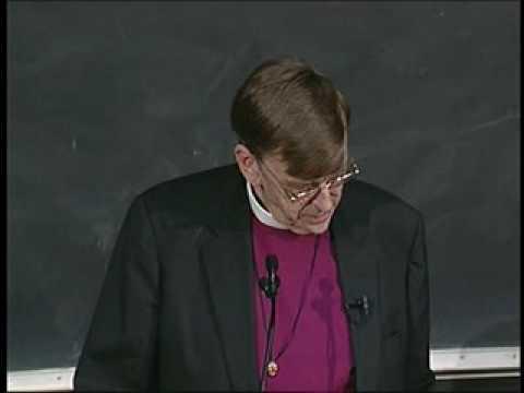 Burke Lecture: John Shelby Spong