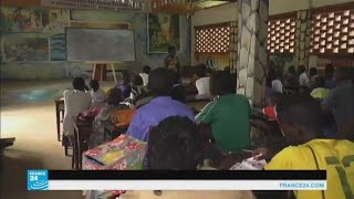 ...أفريقيا الوسطى.. مدارس لإعادة دمج الأطفال الجنود السا