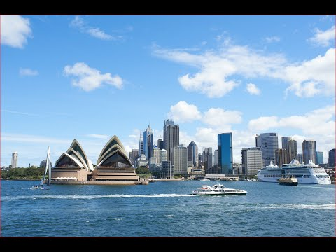 Visit Port Jackson, Cove in Sydney, New South Wales, Australia