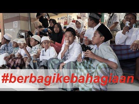 Program Baru: #berbagikebahagiaan: Ramadhan Telah Tiba