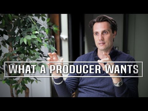 What 3 Things Does A Producer Want In A Screenplay? by Mark Heidelberger