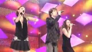 """Chenoa & Alizée """"Moi... Lolita"""" (Live Eurobest)"""