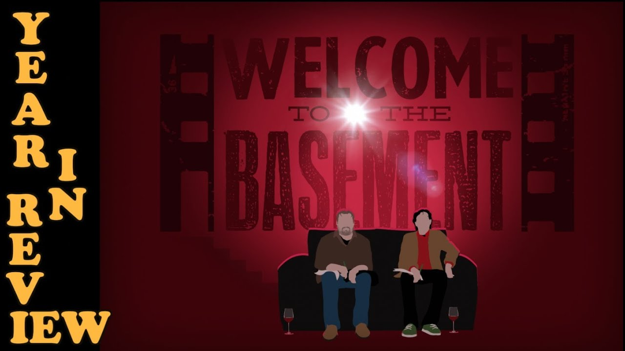 year in review welcome to the basement youtube