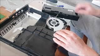 Playstation 4 Wärmeleitpaste erneuern Tutorial /Grauer Wolf