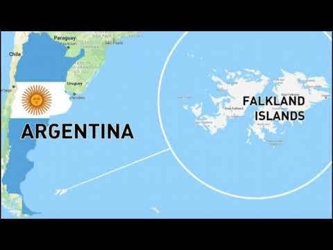 Argentina Vows to Reclaim Falkland Islands, 36 Years After Battle with UK