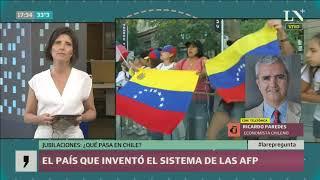 Jubilaciones: ¿qué pasa en Chile, el país que inventó el sistema de las AFP?