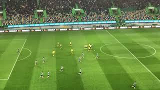 Video Gol Pertandingan Sporting CP vs Pacos de Ferreira