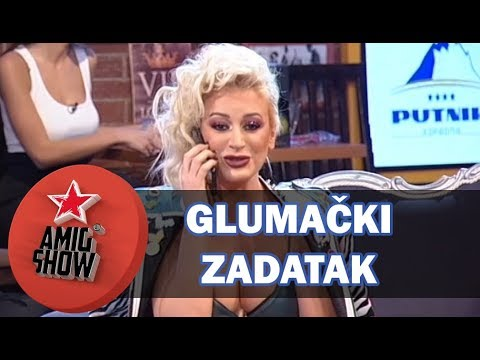 Glumački Zadatak - Ami G Show S11 - E28
