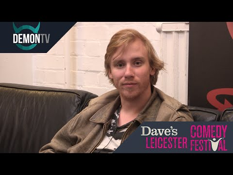 Bobby Mair Interview - Dave's Leicester Comedy Festival Preview