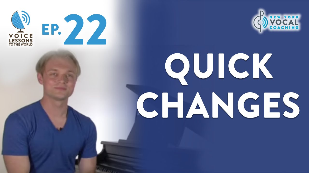 "Ep. 22 ""Quick Changes"" Cover"