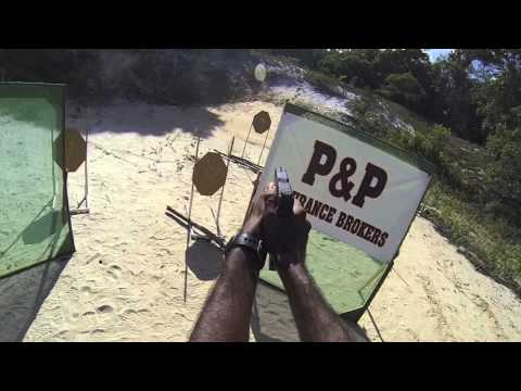 Guyana Sport Shooting: Practical Pistol Stage - Without a paddle.