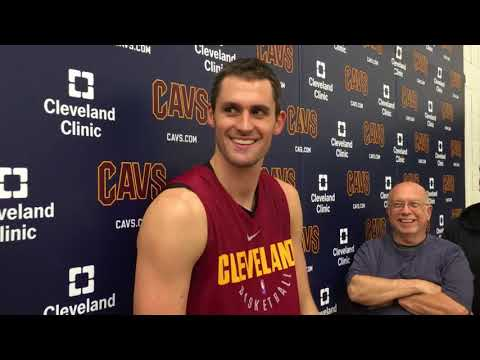 Kevin Love shares insight into Cavaliers