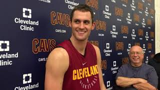 Cleveland cavaliers' all-star kevin love shares his insight into the team's halloween party.✔ subscribe to espn on : http://es.pn/subscribeto✔ ...