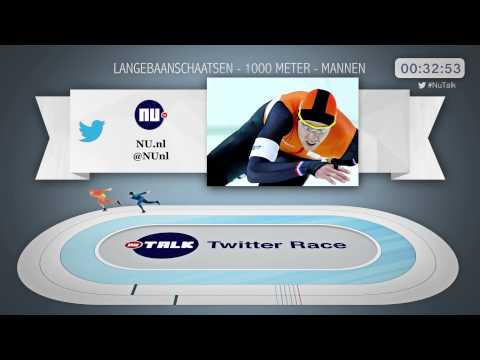 Gouden Race in tweets: Stefan groothuis