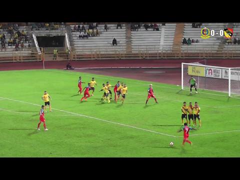 Highlight 100 Plus Malaysia Premier League 2017: ATM vs Negeri Sembilan