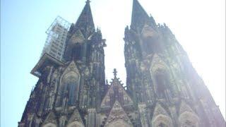 Тур по Кёльн ДОМ и Кёльн с высоты птичьего полёта / Tour Cologne Cathedral(А кто из вас бывал на одном из самых больших готических соборов в Европе?! Кельн ДОМ это не только достоприме..., 2013-09-11T13:47:47.000Z)