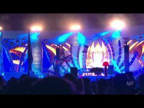 San Holo - We Rise live  (EDC LAS VEGAS 2017)