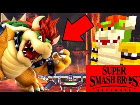 Bowser Plays Super Smash Bros Ultimate! thumbnail