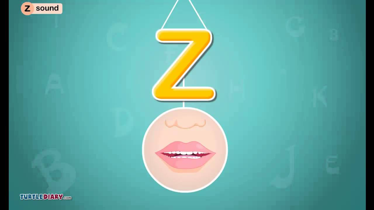 3 letter z words letter z sound phonics by turtlediary 20087 | maxresdefault