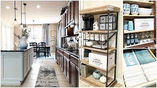 NEW! Kitchen Tour | How To Organize Your Kitchen