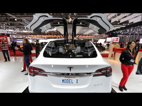 Tesla Beats Its Own Sales Forecast, All Eyes on the Model X