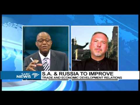 SA, Russia work on improving trade and economic relations