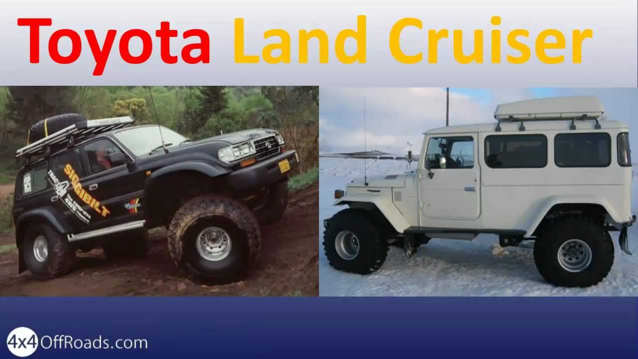 4x4 toyota for sale 4x4 toyota off road youtube. Black Bedroom Furniture Sets. Home Design Ideas