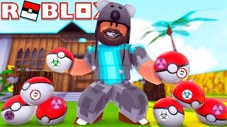 BUYING POKEBALL STAMPS!!!!!! | Pokémon Brick Bronze [#48] | ROBLOX