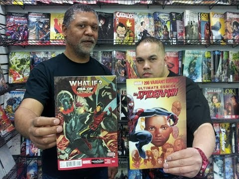 Flashback Comics - NRW - The PICKS, April 3rd 2014!