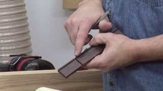 Classical Guitar Making - The Bridge Chapter Preview