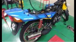 Teknologi Baru, RXZ Injection Pakai ECU, Padu Beb !!