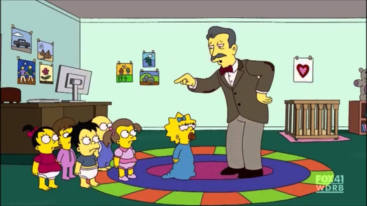 The Simpsons Take on Ayn Rand: See the Show's Satire of The