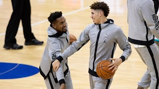 Malik Monk On Hornets' High-energy Wins: 'It Starts With Melo'