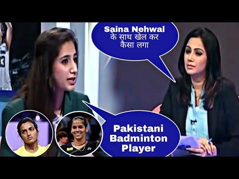 Pak Media & Players On Indian women Players & Indian Sports System | Saina Nehwal !