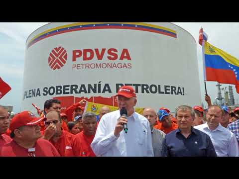 Venezuela Arrests Former Oil Bosses In Corruption Purge
