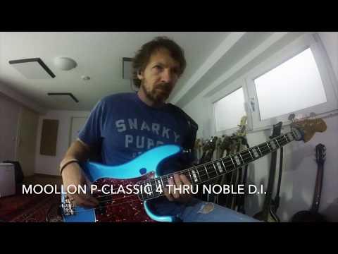 Moollon P Classic LPB