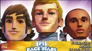 F1 Race Stars [Análisis]