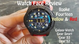Giveaway Samung Watch Face Review : llooke