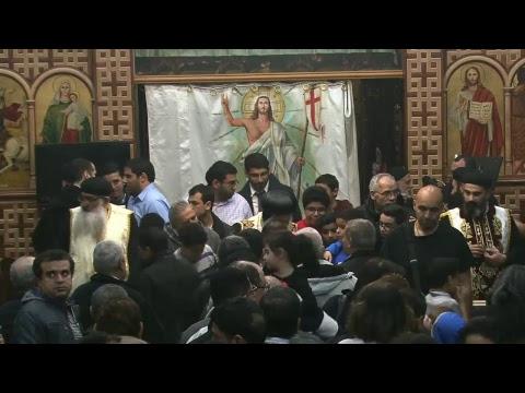 Vespers & the Feast of Saint George with Bishop Agathon 04/30/2017
