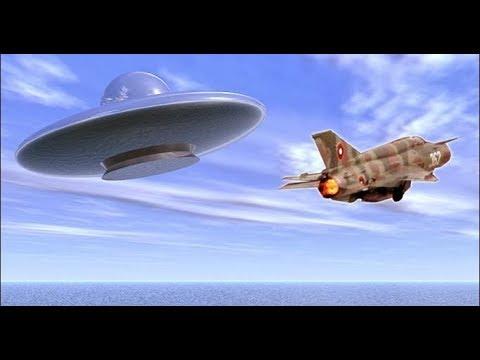 Iranian Military Fighter Jet Scrambled To Intercept UFO