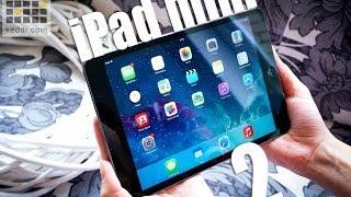 Apple iPad mini 2 Retina - обзор планшета от Keddr.com(22 октября 2013-го, наряду с другими apple-новинками, был анонсирован mini 2 — планшет, который по своим характерист..., 2013-12-03T13:53:31.000Z)