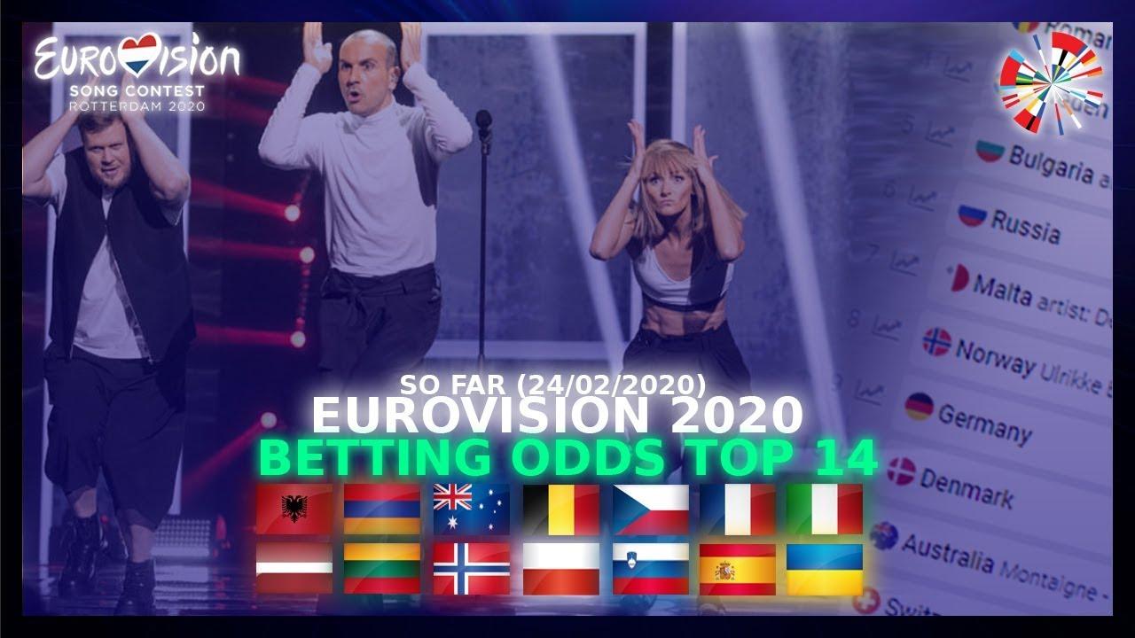 Eurovision 2021 odds ladbrokes betting lay back betting calculator american