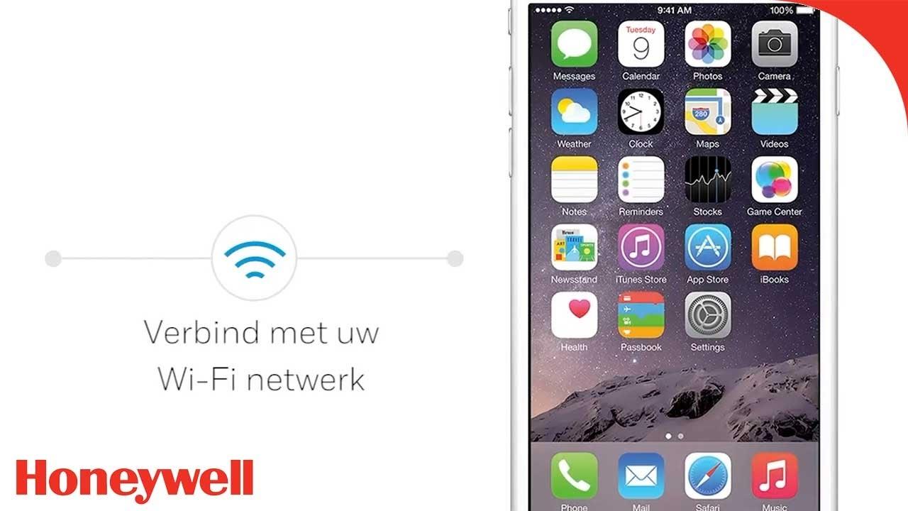 Honeywell Lyric T6 slimme thermostaat: aanmaken van uw account | Honeywell  Home