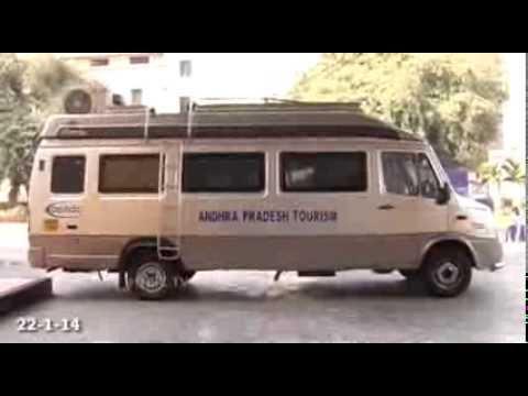 APTDC Introduces Caravan Tourism